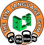 Logo of The ELN Language Gym